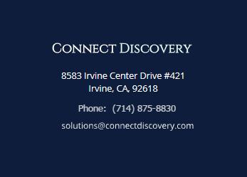 Company Contact Info Box